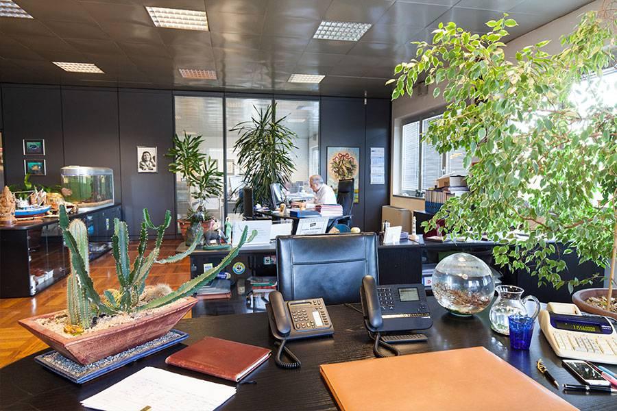 Uffici secondo piano