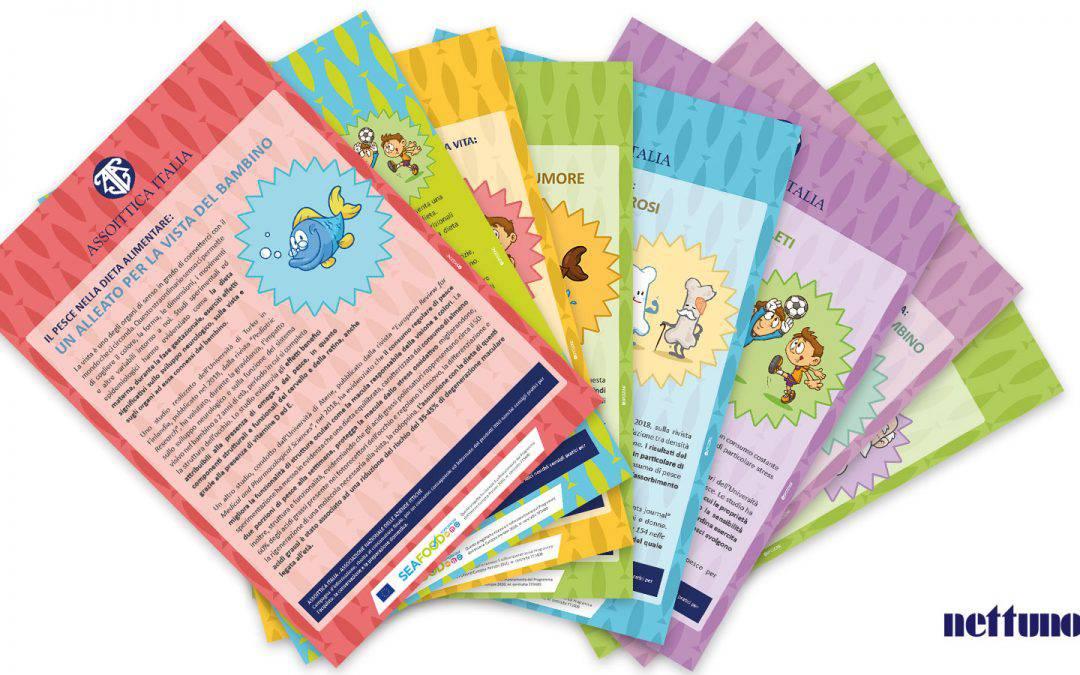 Campagna di informazione dei prodotti ittici